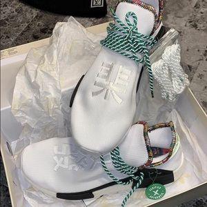 The Pharrell ]x adidas NMD Hu